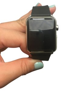 Apple 42mm stainless steel classic buckle apple watcg