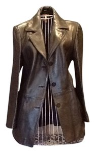 John Carlisle Leather Jacket
