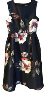 Beulah Floralprint Aboveknee Dress