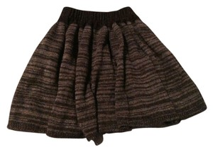 Sparkle & Fade Mini Skirt Black Charcoal Grey Gray