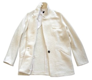 Zara Wool ivory Jacket