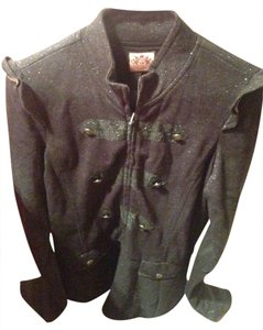 Juicy Couture Sparkle Military Military Jacket
