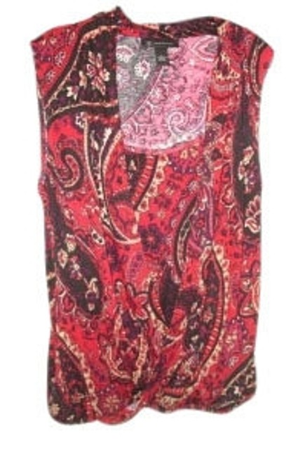 Preload https://item1.tradesy.com/images/inc-international-concepts-paisley-red-and-black-crossover-coverup-w-tank-topcami-size-16-xl-plus-0x-13025-0-0.jpg?width=400&height=650