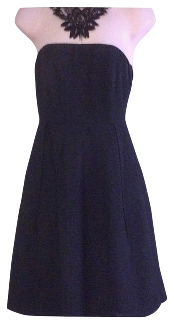 Preload https://item5.tradesy.com/images/jcrew-classic-strapless-black-mint-above-knee-cocktail-dress-size-4-s-1302599-0-0.jpg?width=400&height=650