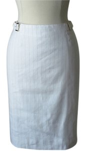 White House | Black Market Pencil Skirt white