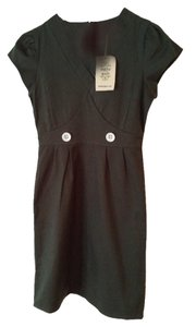 Shabby Apple short dress Olive Green on Tradesy