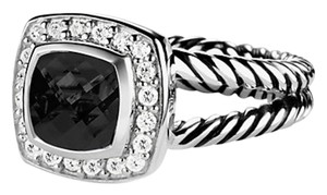 David Yurman David Yurman Petite Albion Ring with Onyx