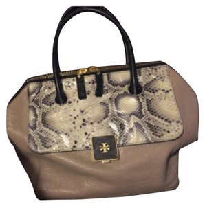 Tory Burch Satchel in Tan/beige