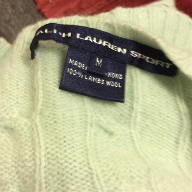 Polo Ralph Lauren Wool Cable Crew M Sweater