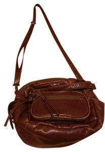 Claire's Small Satchel in Brown
