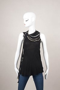 Chloé Vintage Chloe Top Black