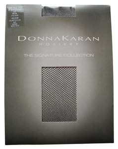 Donna Karan Donna Karan Brand New Black Fishnets Size Medium