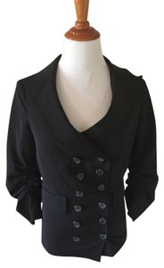 Laundry by Shelli Segal Black Jacket