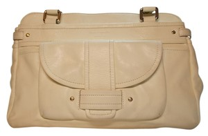 Kate Spade Classic Tote Satchel in Cream
