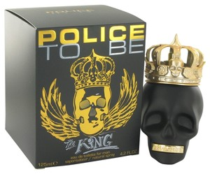 Police POLICE TO BE THE KING by POLICE COLOGNES ~ Men's Eau de Toilette Spray 4.2 oz
