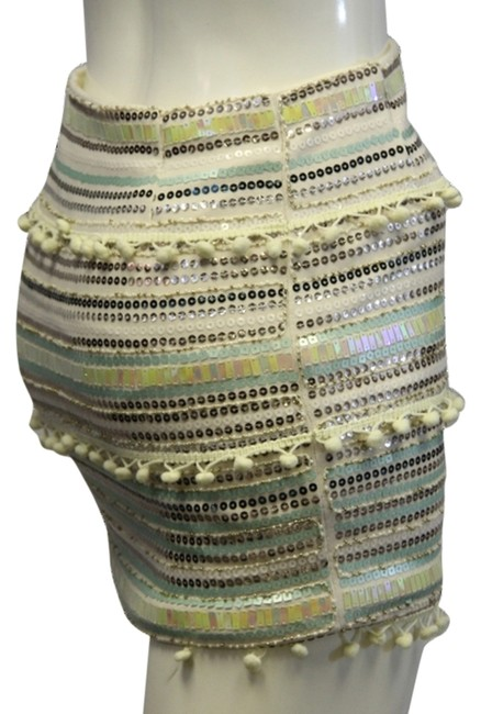 Item - New Year New You Sexy Sequin Skirt Size 6 (S, 28)