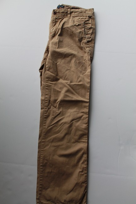 Polo Ralph Lauren Rl Straight Pants Khaki