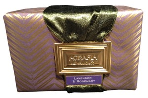 AGRARIA Luxury Bath Bar; Lavender & Rosemary by AGRARIA (8.2 oz.) - [ Roxanne Anjou Closet ]