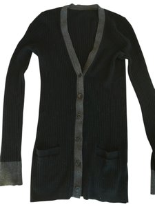 Vince Cashmere Grandfather Cardigan