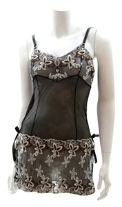 Lingerie and Corsets NWT Black Babydoll