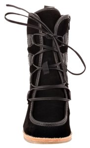 Charles David Ankle Boot Leather black Boots