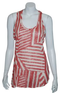 Ella Moss Army Top RED/WHITE