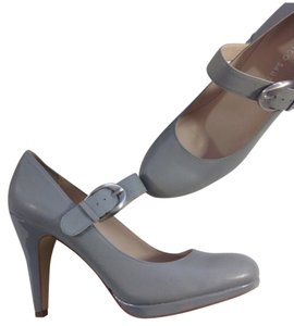 Franco Sarto Gray Pumps