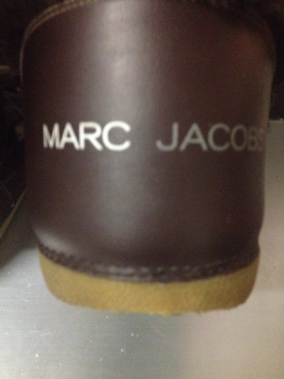 Marc Jacobs Chocolate Brown Boots