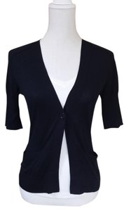 BCBGMAXAZRIA Short Sleeve One Cardigan