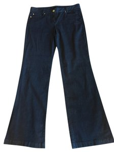 Theory Flare Pants Indigo