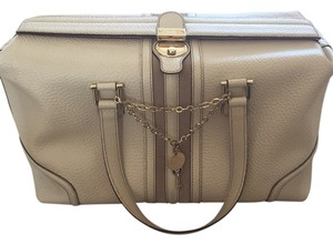 Gucci Satchel in Ivory-Cream