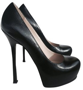 Saint Laurent Ysl Ysl Black Pumps