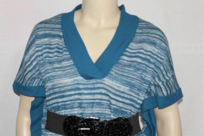 Extra Edition Top Blue