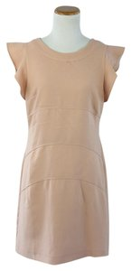 Ann Taylor Flutter Sleeve Dress