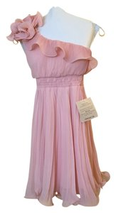 Arden B. Light Pink Dress