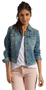 AG Adriano Goldschmied Spring Festival soleil Womens Jean Jacket