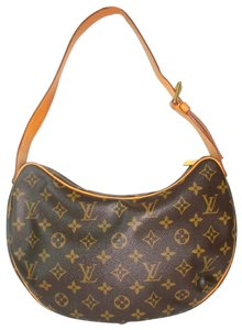 Louis Vuitton Croissant Lv Monogram Shoulder Bag