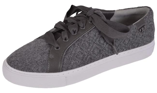 Item - Grey Marion T New Women's Quilted Felt Logo Sneakers Size US 8 Regular (M, B)
