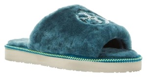 Tory Burch Slippers blue Sandals
