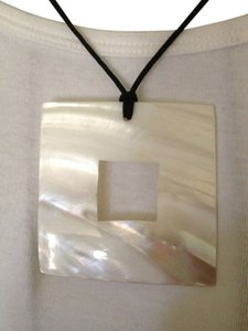 Modern Shell Necklace