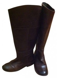 Preload https://item1.tradesy.com/images/mia-shoes-brown-leather-bootsbooties-size-us-65-130380-0-0.jpg?width=440&height=440