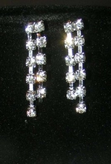 Unknown BOGO Free Wedding/Prom Jewelry Set