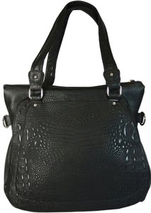 Texcyn Conceal Carry Western Tote in Black
