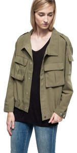 Patton Army Green Jacket