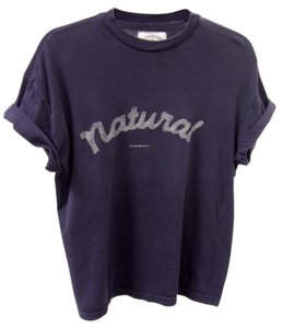 Armani Jeans T Shirt navy blue