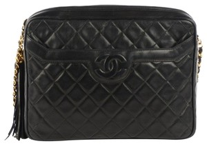 Chanel Vintage Camera Classic Flap Cross Body Bag