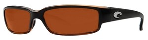 Costa Del Mar Costa Del Mar CL52OCP Caballito Coconut Fade/Copper Lens Sunglasses