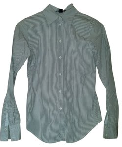 Gap Button Down Shirt Grey