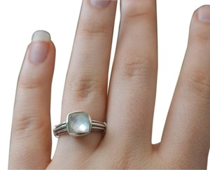 Lagos Lagos Sterling Silver Mother of Pearl Ring