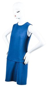 Marc Jacobs short dress Blue Drop Waist Sleeveless on Tradesy